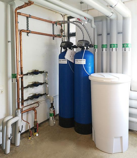 dricksvattenfilter vattenverk